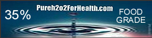 Pure H2O2 for health