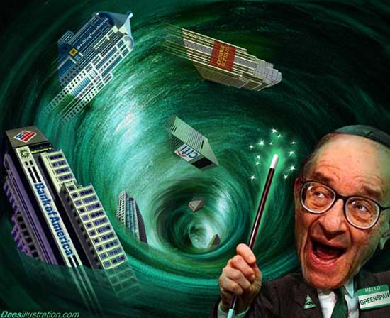 Greenspan Illusions