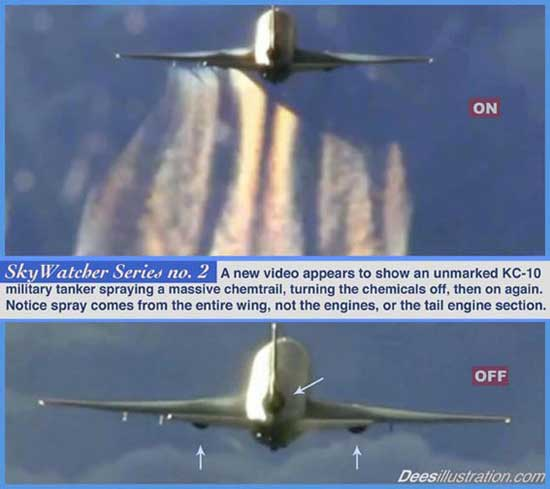 Slow Kill Chemtrails