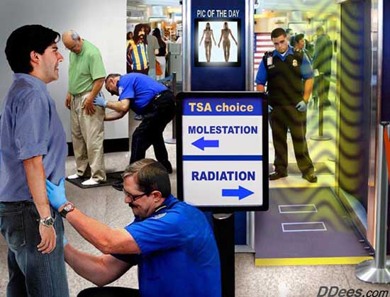 Slow Kill Radiation TSA