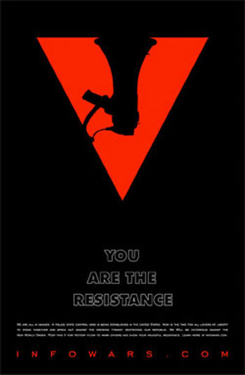 V - You Are The Resistance